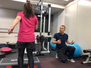東京都文京区白山のパーソナルトレーニングジムFOR YOUフォーユー