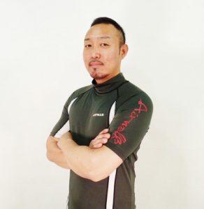 東京都文京区白山のパーソナルトレーニングジム「トリプルONE」トレーナー 村田昌宏